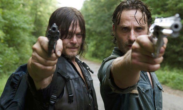 THE WALKING DEAD | Tretas nos bastidores e novidades no próximo episódio!