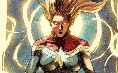 VINGADORES 4 | Eis que surge uma Brie Larson com o traje da Capitã Marvel!