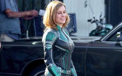 CAPITÃ MARVEL | O que significa o traje verde da heroína?