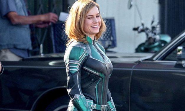 CAPITÃ MARVEL   O que significa o traje verde da heroína?