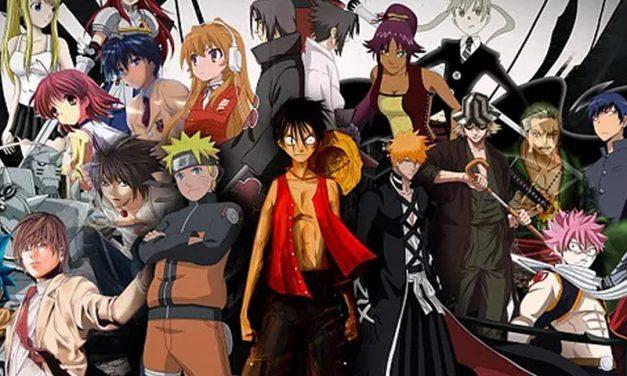 SÓ APELAÇÃO | Quem são os 5 personagens mais poderosos do mundo dos animes!