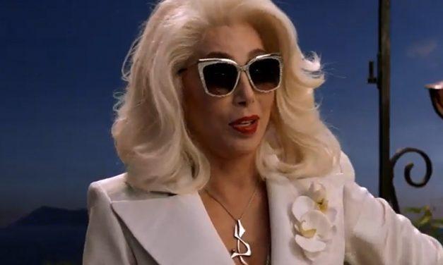 MAMMA MIA 2 | Cher dá as caras (e sua voz) em novo vídeo do filme!