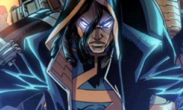RAIO NEGRO   Produtor quer que o Super Choque apareça na série!