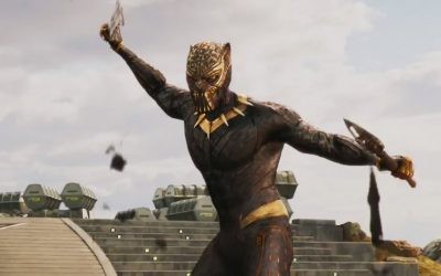 PANTERA NEGRA | Pancadaria entre T'Challa e Killmonger é destaque de novo vídeo!