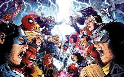 MARVEL | Ainda vamos demorar para ver os X-Men e o Quarteto Fantástico com os Vingadores!
