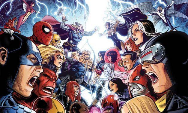 MARVEL   Ainda vamos demorar para ver os X-Men e o Quarteto Fantástico com os Vingadores!