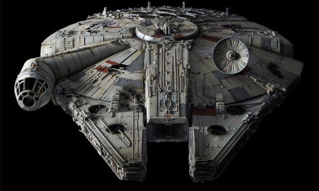 SOLO: UMA HISTÓRIA STAR WARS | LEGO confirma a Millenium Falcon original!