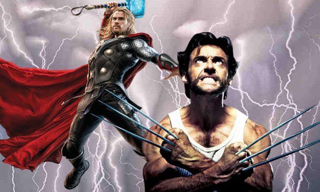 X-MEN NA MARVEL | Thor quer mais é que o Wolverine apareça logo nos filmes!