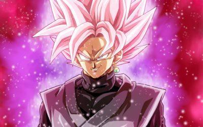 DRAGON BALL FIGHTERZ | Um apelão extremo chamado Goku Black!