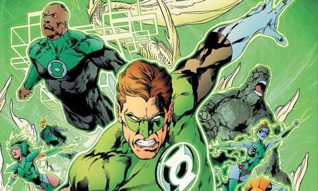 TROPA DOS LANTERNAS VERDES | Produção continua mesmo com a reformulação da DC Comics!