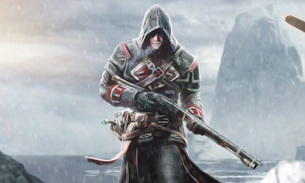 ASSASSIN'S CREED: ROGUE | Versão remasterizada do jogo chega em março!