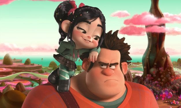 DETONA RALPH 2 | Disney divulga a primeira e fofa imagem do filme!