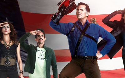 ASH VS EVIL DEAD | Novos monstros no trailer da terceira temporada!
