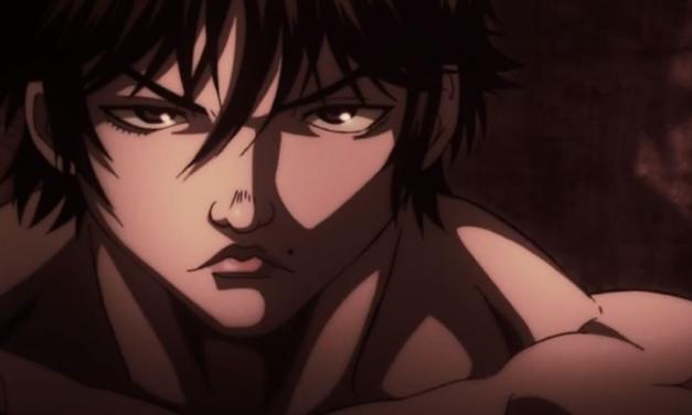 BAKI | Confira a primeira imagem do novo anime original Netflix!