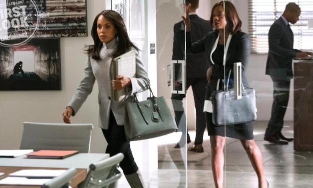 SÉRIES | A primeira imagem do crossover entre Scandal e How to get Away with Murder!