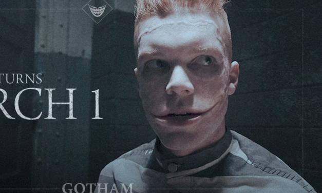GOTHAM | Com Jerome, série retorna em março com restante da sua quarta temporada!