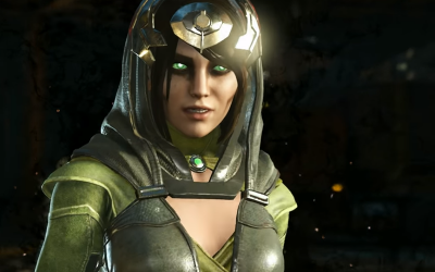 INJUSTICE 2 | Novo vídeo mostra gameplay da vilã Magia!