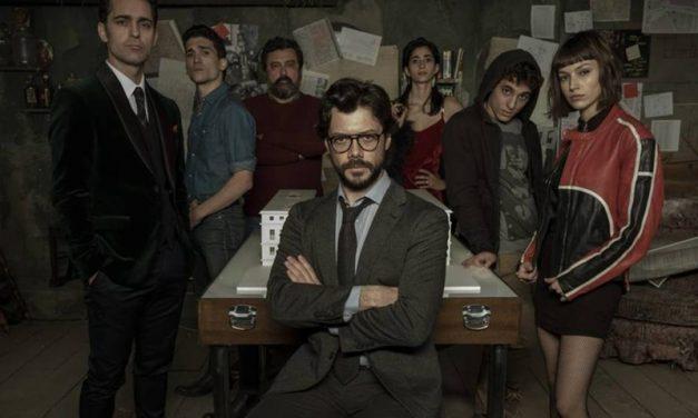 LA CASA DE PAPEL | 5 motivos para começar AGORA a assistir a série!