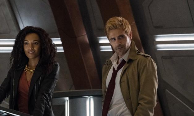 LEGENDS OF TOMORROW | Constantine é o destaque das imagens do próximo episódio!