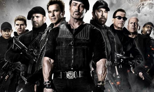 OS MERCENÁRIOS 4 | Sylvester Stallone confirma finalmente o novo filme!