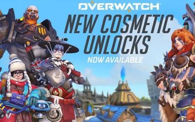 OVERWATCH | Blizzard World chega ao game com mais 100 itens novos!