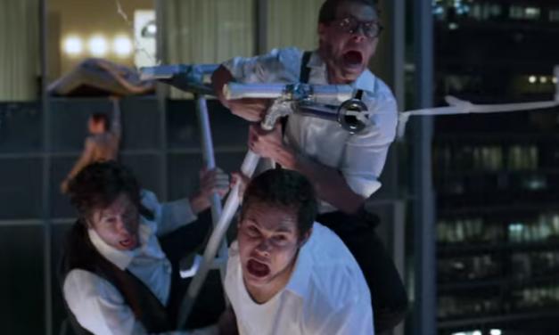 PERDA TOTAL   Assista ao trailer da nova comédia original Netflix!