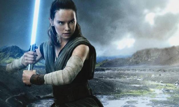 OS ÚLTIMOS JEDI | Novo quadrinho explica como Rey possui conexão com a Força!