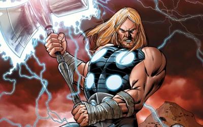 GUERRA INFINITA | Colecionável vazado pode ter confirmado nova arma do Thor!