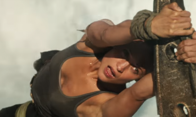 TOMB RAIDER: A ORIGEM | Como prometido, novo trailer é revelado pela Warner!