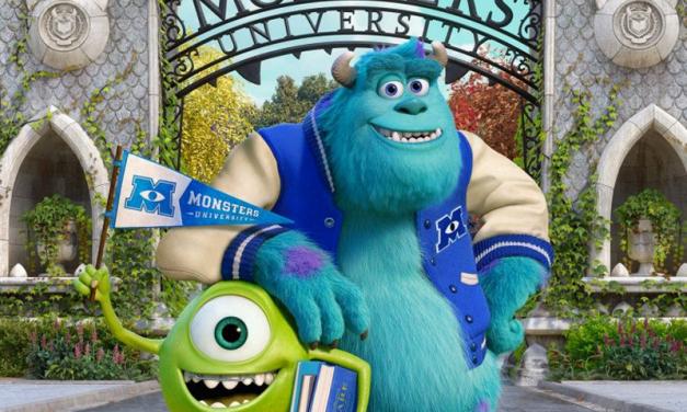UNIVERSIDADE MONSTROS | Pixar revela vídeo com inúmeras curiosidades da animação!