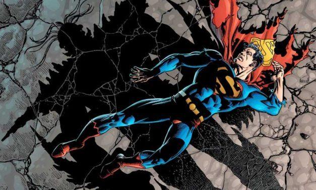 SUPERMAN | Animação sobre a morte do herói ganha primeira imagem!