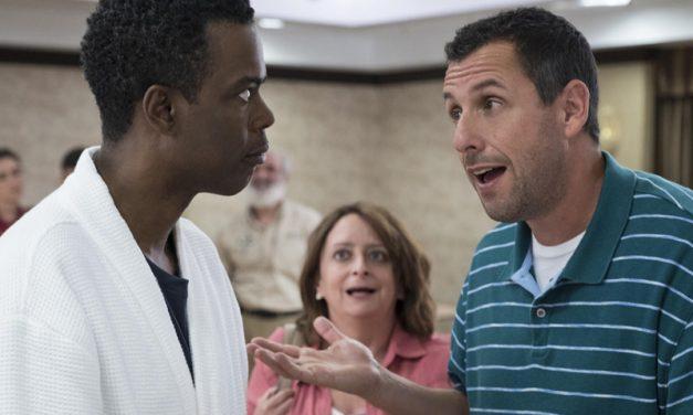 LÁ VEM OS PAIS | Nova comédia de Adam Sandler e Chris Rock na Netflix!