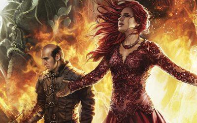 GAME OF THRONES | O Deus R'hllor e sua influência sobre Jon Snow e Daenerys!