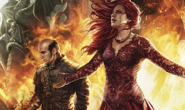 GAME OF THRONES   O Deus R'hllor e sua influência sobre Jon Snow e Daenerys!