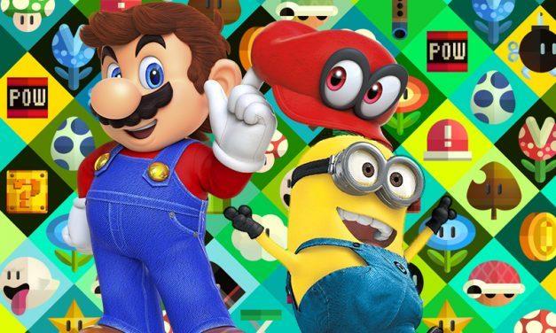IT'S ME! MARIO!   Nintendo confirma produção de filme do encanador bigodudo!