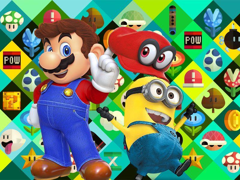 IT'S ME! MARIO! | Nintendo confirma produção de filme do encanador bigodudo!
