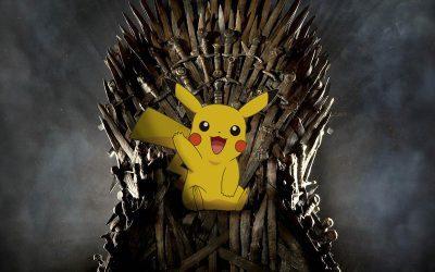 QUERO | Vídeo feito dos fãs mistura Game of Thrones com Pokémon!