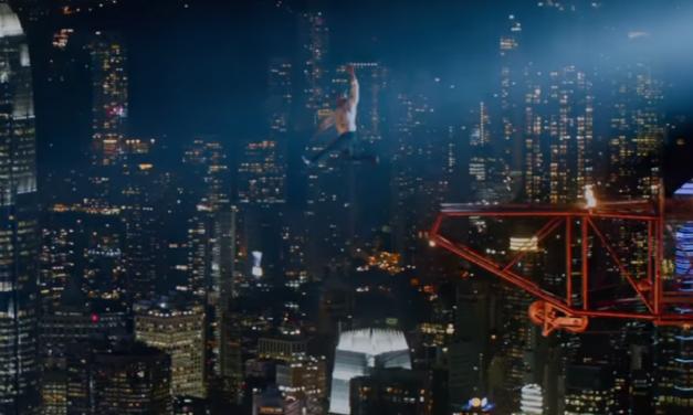 ARRANHA-CÉU: CORAGEM SEM LIMITE | Assista ao primeiro trailer do novo filme de Dwayne Johnson!