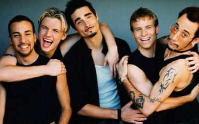 BACKSTREET BOYS | Vai ter single novo sim e 2018 é o ano dos reboots!