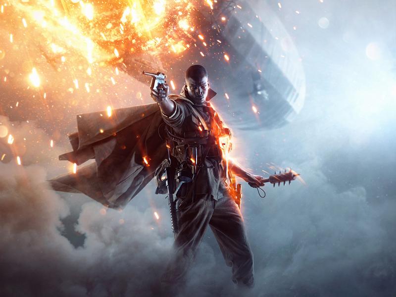 GAMES | Trailer de anúncio do novo Battlefield já está sendo trabalhado pela EA!