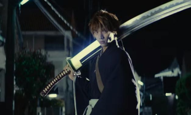 BLEACH | Ichigo enfrenta Hollow no primeiro teaser do live-action japonês do anime!