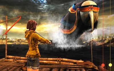 DISTORTIONS | Jogo chega à Steam no dia 01 de Março!