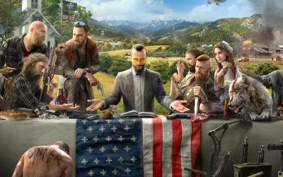 GAMES   Ubisoft revela novo trailer de Far Cry 5 e confirma remasterização de Far Cry 3!