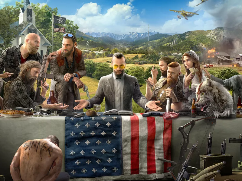 GAMES | Ubisoft revela novo trailer de Far Cry 5 e confirma remasterização de Far Cry 3!
