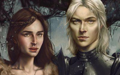 GAME OF THRONES | O Torneio de Harrenhal e o misterioso Cavaleiro da Árvore que Ri!