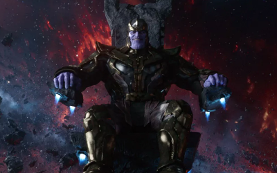 GUERRA INFINITA | Novo colecionável da Hot Wheels detalha um pouco mais a armadura de Thanos!