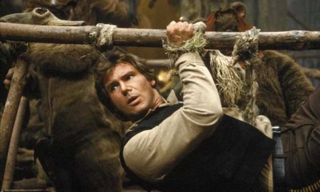 HAN SOLO | Novo intérprete de Star Wars teve ajuda de Harrison Ford!