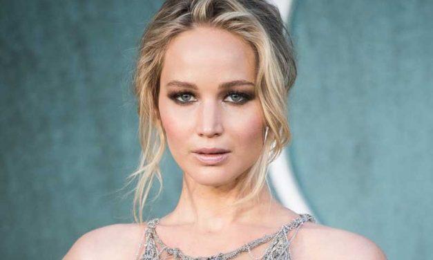 TIME'S UP | Jennifer Lawrence fará série documental sobre o movimento!