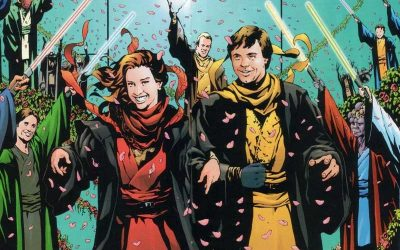 STAR WARS | Novo livro pode revelar identidade da esposa de Luke!