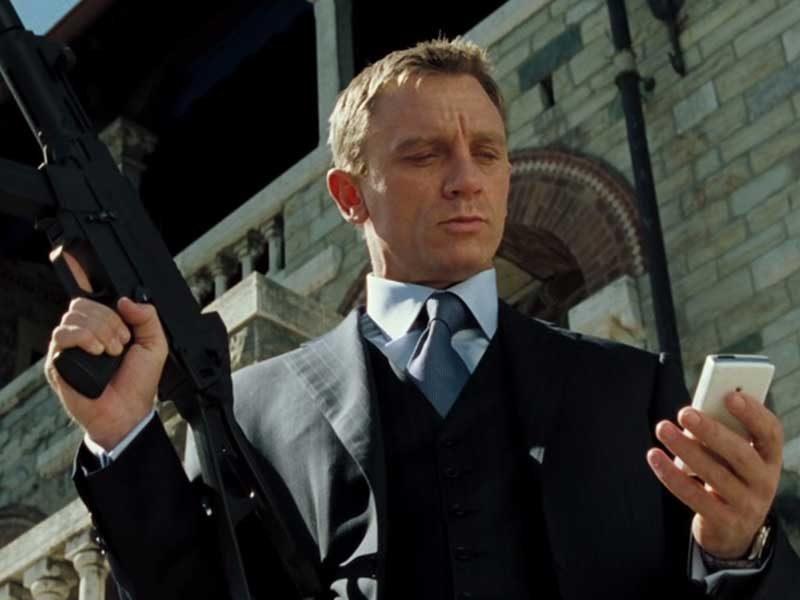 007 – SEM TEMPO PRA MORRER | Confira novas imagens do longa!
